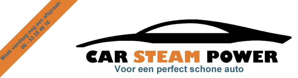 Car Steam Power logo